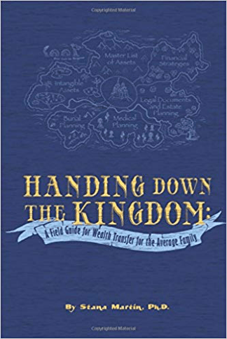 handing down the kingdom book image